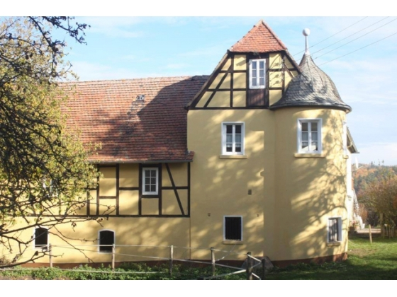 Castle in Germany SOLD By Horse Properties International