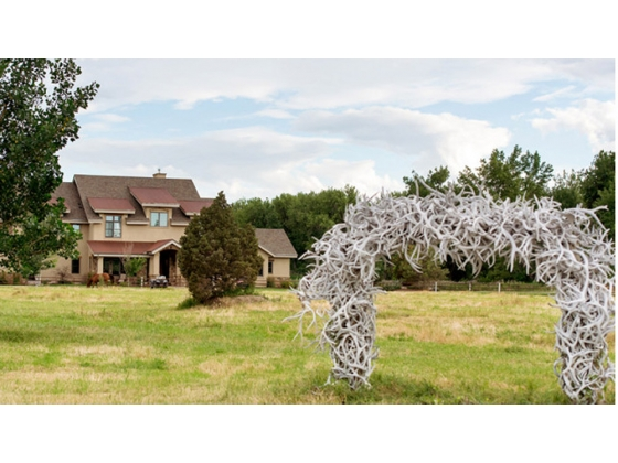 Muleshoe Ranch | Luxury Home on 4,161 Acres and Trout Stream