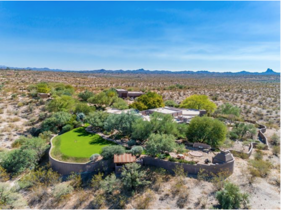 Powell Ranch in Wickenburg Arizona is for Sale