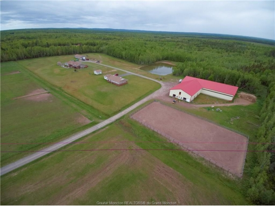 LARGE EQUESTRIAN ESTATE IN SHEDIAC CAPE NB CANADA