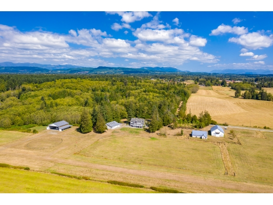 Sunset Aviation and Equestrian Estate for Sale